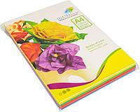 """Папір кольор. А4 80г/м інт. 5х50 Spectra Color-Rainbow Pack IT Deep 82 """"A""""(250шт)(10)"""