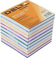 "Блок/заст. нкл 90х90мм 80мм ""Delta by Axent"" Mix №8015(1)(36), фото 1"