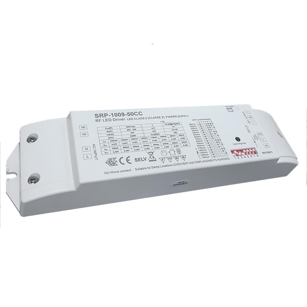 Диммер тока выход 200-1500mA 12-48VDC SRP-1009-50CC SUNRICHER 7692