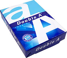 "Папір для ксер. A4 ""Double A"" 80г/м2 A (500арк)(5)(300)"