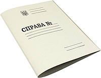 """Папка """"Справа"""" A4 картонна №DK001(тризуб)(200)"""