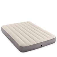 Надувной матрас intex для сна и воды 64102