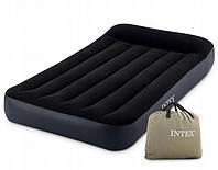 Надувной матрас intex для сна и воды 64141
