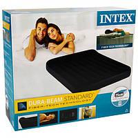Надувной матрас intex для сна и воды 64150