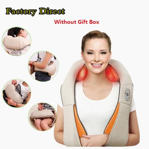 Массажер накидка для шеи, плеч и спины Massager of Neck Kneading