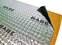 Шумоізоляція Авто BASE B2 2.0 мм 47 х 75 см Віброізоляція Шумка Шумоізоляція Виброшумоизоляция