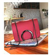 Стильная маленькая женская сумка. Модель 486, фото 5