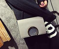 Стильная маленькая женская сумка. Модель 486, фото 7