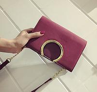 Стильная маленькая женская сумка. Модель 486, фото 8