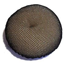 Сеточка на гульку/пучок эластичная 2 шт черная