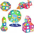 Магнитный конструктор Mini Magical Magnet 58 деталей. Maya Toys M058, фото 3