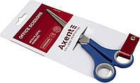 """Ножиці офісн. """"Axent"""" №A6215-02 17см сині(10)(60), фото 1"""