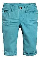 Детские брюки с эластичным поясом Н&М мальчика