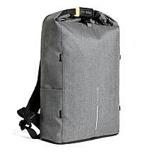"""Рюкзак антивор XD Design Bobby Urban Lite 15.6"""". Grey"""
