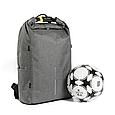 "Рюкзак с защитой антивор XD Design Bobby Urban Lite 15.6"". Grey, фото 7"
