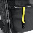 "Рюкзак с защитой антивор XD Design Bobby Urban Lite 15.6"". Grey, фото 9"