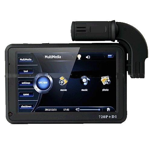 Видеорегистратор 5 дюймов с GPS