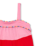 Разноцветное платье без рукавов Сhildren's Place для девочки, фото 2