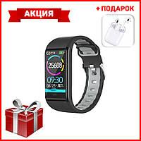 Smart часы, Трекер, Фитнес браслет, Смарт часы B88 + Наушники беспроводные i9s в ПОДАРОК