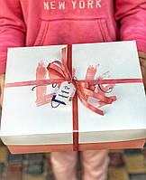 """Подарочный набор для девушки """"Розовый фламинго"""". Подарок для девушки"""