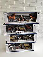 """Большой игровой набор """"Животные для фермы"""" Series Model Q 9899-U4-4, фото 3"""