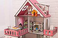 Набор текстиля в кукольный домик NestWood Мини Коттедж (LOL) / МиниЛюкс (Барби), фото 5
