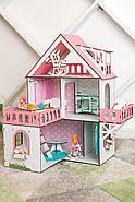 Набор текстиля в кукольный домик NestWood Мини Коттедж (LOL) / МиниЛюкс (Барби), фото 6