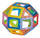 Магнитный конструктор Mini Magical Magnet 58 деталей. Maya Toys M058, фото 7