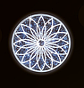 """Светодиодный LED мотив """"Новогодний"""" Ø150cm"""