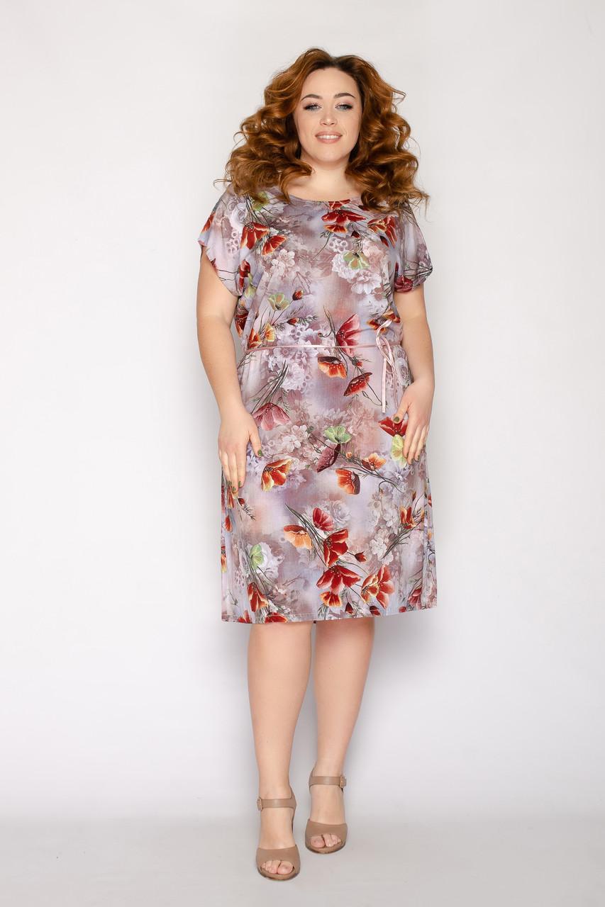 Женское летнее платье 055-27