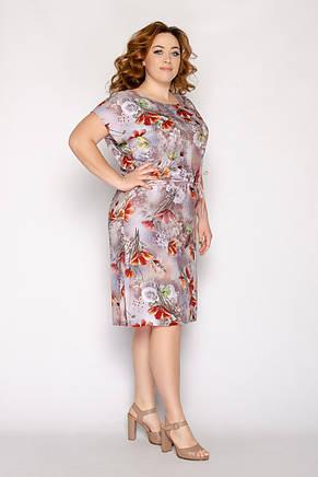 Женское летнее платье 055-27, фото 2