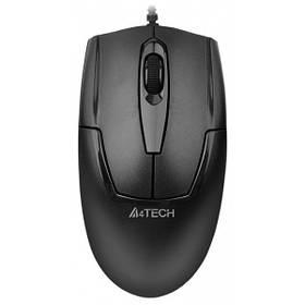 Мышь проводная A-4 Tech OP-540NU V-Track (USB) 1000dpi black