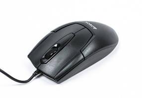Мышь проводная A-4 Tech N-301 V-Track (USB) 1000dpi black