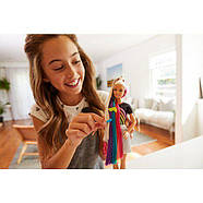 Кукла Barbie Радужная и сверкающая, фото 8