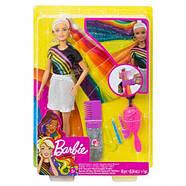 Кукла Barbie Радужная и сверкающая, фото 9