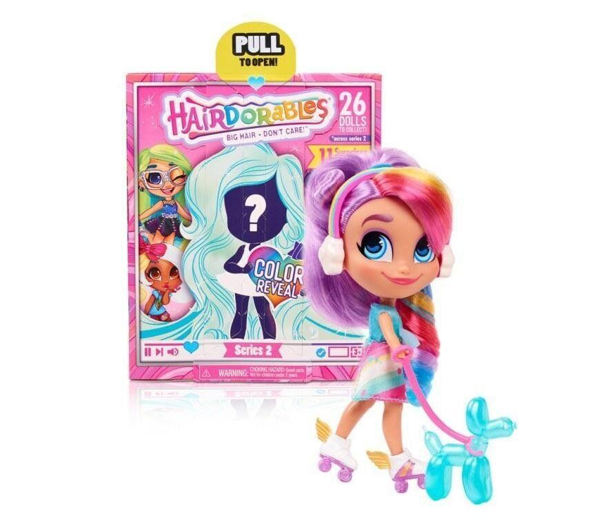 Кукла-сюрприз Hairdorables 2-я Серия DH2211 (аналог)