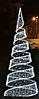 3D светодиодная елка 600х220cm
