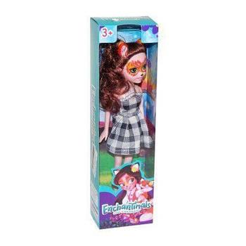"""Кукла """"Enchantimals"""" Рыжеволосая девочка-лисичка Ferlicity Fox 11683"""