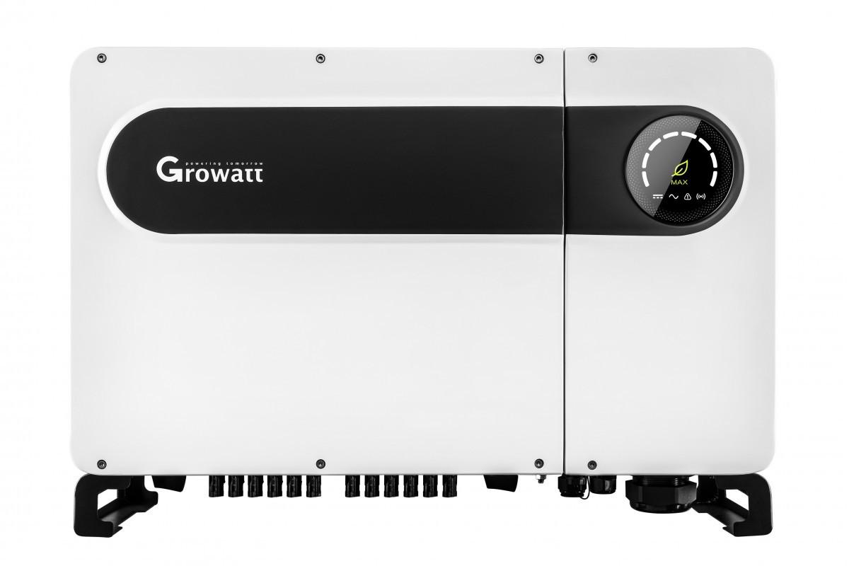 Сетевой инвертор Growatt MAX 50 KTL3 LV (50 кВт 3 фазы 6 MPPT)