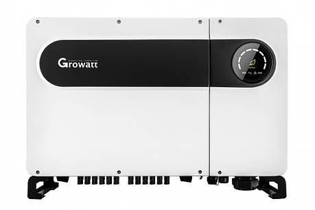 Сетевой инвертор Growatt MAX 50 KTL3 LV (50 кВт 3 фазы 6 MPPT), фото 2