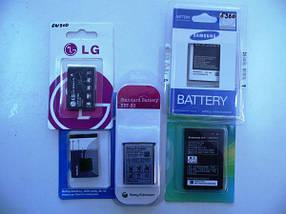 Аккумулятор для Sony Ericsson BST-36 Original