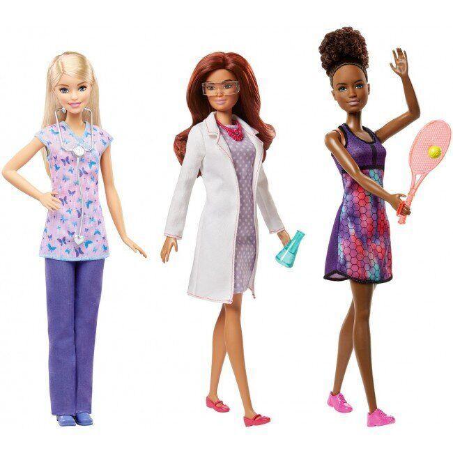 Кукла Barbie Я могу быть в асс.(8)