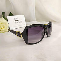 Женские элегантные незаурядные солнцезащитные очки бренда Langtemeng