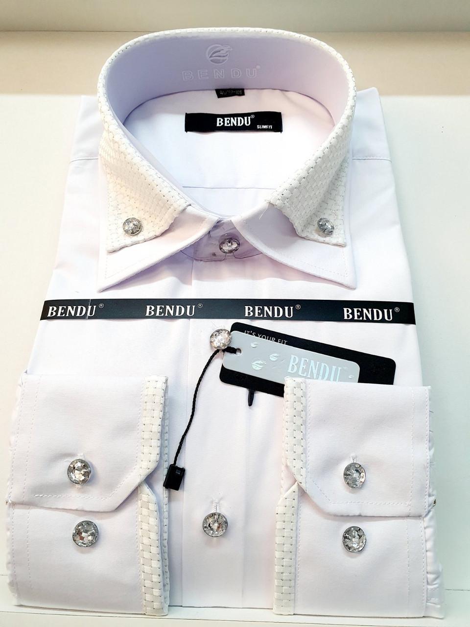 Мужская Рубашка Bendu - 831-12113