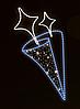 Кронштейн на опору LED світлодіодний 200Х100СМ