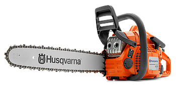 Бензопила Husqvarna 435 II, мощность 2,2 л.с., длина шины 40 см, 0,325 шаг, вес 4,2 кг