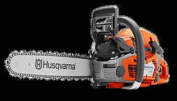 """Бензопила Husqvarna 550XP  II, длина шины 15"""", шаг цепи 0,325"""", количество звеньев 64 шт"""