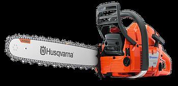 "Бензопила Husqvarna 365, длина шины 18"", шаг цепи 3/8"", толщина звена 1,5 мм, мощность 4,6 л/с.,"