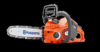 """Пила аккумуляторная Husqvarna 535iXP, напряжение 36В, двиатель без щеток, длина шины 14"""", шаг цепи 0.325"""","""