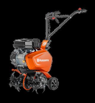 Культиватор бензиновый HusqvarnaTF 120, двигатель RAO, мощность 1,6 л/с, ширина культивации до 44 см